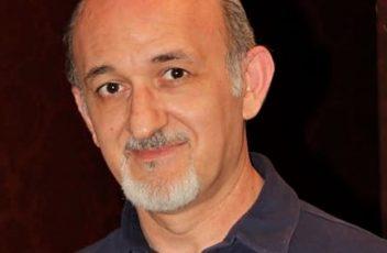 """<b>Enzo Casertano impegnato sul set del film """"Brave ragazze"""" regia di Michela Andreozzi</b>"""